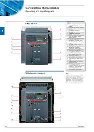 abb circuit breaker wiring diagram abb image abb emax wiring diagram abb discover your wiring diagram collections on abb circuit breaker wiring diagram
