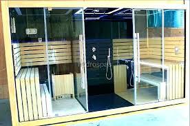 steam shower and sauna steam shower sauna combo steam shower sauna combo shower sauna combo steam