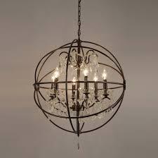 brilliant rustic crystal chandelier chandeliers rustic iron chandelier44