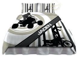twin bedding motocross bedding set comforter tan white motocross bedding kids boys twin bedding
