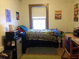 Junior year dorm