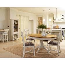 impressive padstow round pedestal extending oak dining table within round extending pedestal dining table attractive