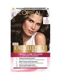 Dark Brown Hair Dye 3 Natural Darkest Brown