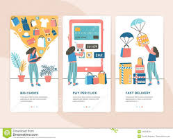 Buy Templates Online Bundle Of Vertical Web Banner Templates With Stages Of
