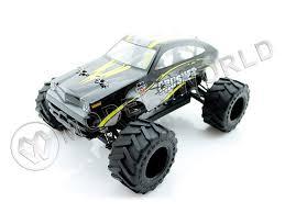 <b>Радиоуправляемая</b> модель автомобиля <b>монстр Himoto</b> Crasher ...