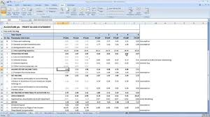 Financial Modeling Learn To Develop Cash Flow Template For Accenture_01 08 2013