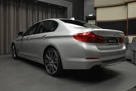All-New BMW 540i On Display In Sport Line Trim