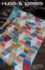 Hugs & Kisses Quilt Pattern by Jaybird Quilts (JBQ106) 066 & Click to enlarge Hugs & Kisses Quilt Pattern by Jaybird ... Adamdwight.com