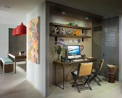 24 Functional Home Office Designs-20