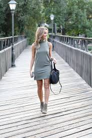 olive-green-dress - Lauren Kay Sims
