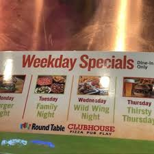 citrus heights ca round table pizza clubhouse order food 128 photos 64