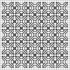 patterns to draw on graph paper blackwork design development variations on a theme needlenthread com