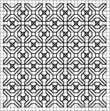 Blackwork Design Development Variations On A Theme Needlenthread Com