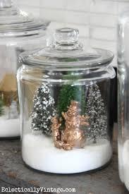 Apothecary Jars Christmas Decorations Big Glass Jars For Christmas Decorating Ideas Christmas Decorating 62