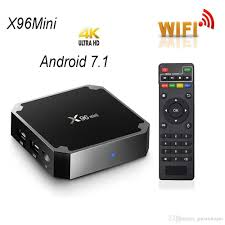 X96 Mini Smart Android TV Box 2GB 16GB 2.4G WiFi Media Player Amlogic S905W  Quad Core Set Top Boxes Buy Tv Box Portal Tv Box From Gaoxinteam, $21.41