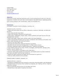 Custodian Sample Resume Custodian Job Description Template Jd Templates Maintenance Samples 12