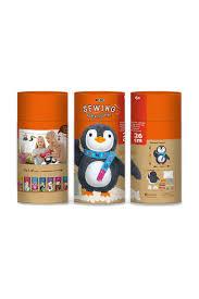 <b>Набор для шитья Пингвин</b> Avenir (Авенир) арт CH1626 ...