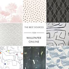 Designer Wallpaper At Discount Prices The Best Wallpaper Roundup Ever Emily Henderson