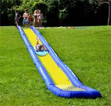 Super Backyard Water Slide  HearthSongWater Slides Backyard