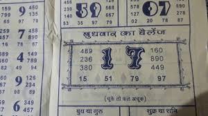 Hira Moti Satta Chart 19 08 19 To 24 08 19 Heera Moti Klyan Klyan Night 100 Fix