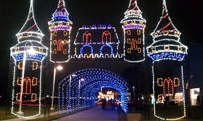moody gardens festival of lights december 2016