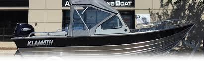 2017 klamath boats windshield 18 opw display for in power sports marine portland