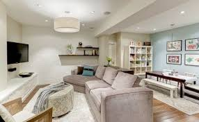 Unfinished Basement Design Property Simple Decorating Ideas