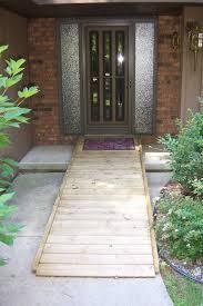 wheelchair ramp kits home depot idea by asyfreedomwalk com