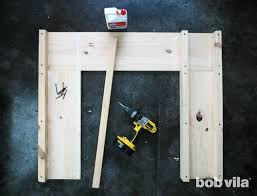 DIY Faux Mantel Shelf InstallHow To Build A Faux Fireplace