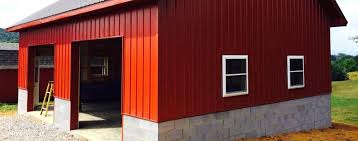 pole barn metal siding. How To Install Metal Barn Siding Pole Steel Wild Roofing Other Construction Services In Tn Home Interior 8 Installing N