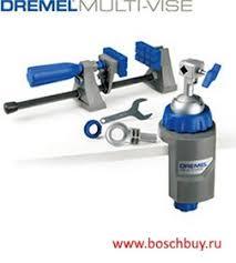 Купить <b>тиски Dremel 2500 MULTI</b>-<b>VISE</b> 26152500JA