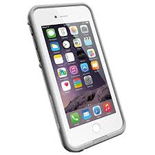 iphone 6 white case. lifeproof fre iphone 6 only waterproof case (4.7\u0026quot; version) - retail packaging iphone white s