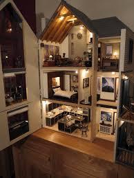 Casa De Lakeview Casa De Bonecas Emporium Por Mike Adamson - Dolls house interior