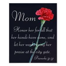 Bible Quotes For Mothers Day