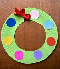 Holiday Paper Plate Crafts Ho Ho Oh So Easy Is This Fun Holiday Christmas Paper Plate Crafts