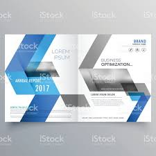 modern booklet cover page design template abstract blue sha modern booklet cover page design template abstract blue sha royalty stock vector art