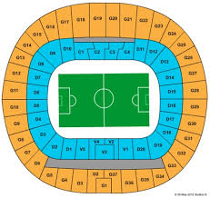 Pge Park Seating Chart National Stadium Tickets In Warsaw Poland National Stadium