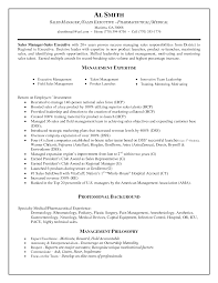 Fascinating Sample Resumes For Sales Manager About Sales Manager