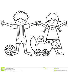 Printable Boy Coloring Pages For Kids Little To Print Page With ...