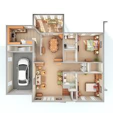 1200 sq ft house plans 3d elegant 35 best ìž ì² ì