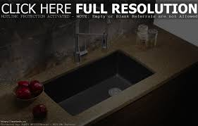 Kitchen Sinks Granite Composite Kitchen Sink Black Granite Decor A Home Is Made Of Love Dreams