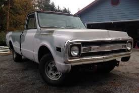 Loud And Long: 1969 Chevrolet C10