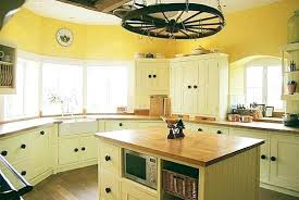 yellow country kitchens. Yellow Country Kitchens All Photos Blue And  French Kitchen M
