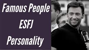 Celebrity Personality Types Esfj Famous People And Celebrities Esfj Personality Type
