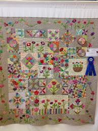 Welsh Quilting Pattern And Design Handbook Another Version Of Green Tea And Sweet Beans Jen Kingwell