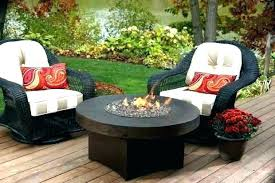 round outdoor fire pit table round gas fire table fire table tables on wonderful round