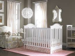 outstanding baby nursery chandelier shining room interior space nice pictures on calm wall paint closed