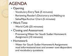 vocabulary for writing essay exercises