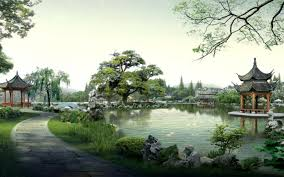 Small Picture Chinese Garden Typical Characteristics And Inspiration Ideas