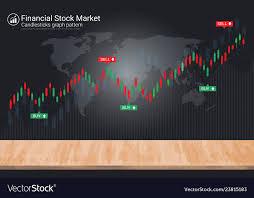 Blackboard Chart Price Candlestick Patterns On Blackboard Is A Style Of